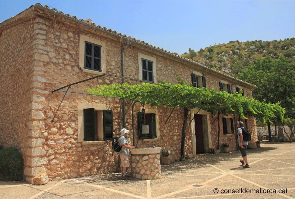 Refugio Tossals Verds GR221 Mallorca Serra de Tramuntana
