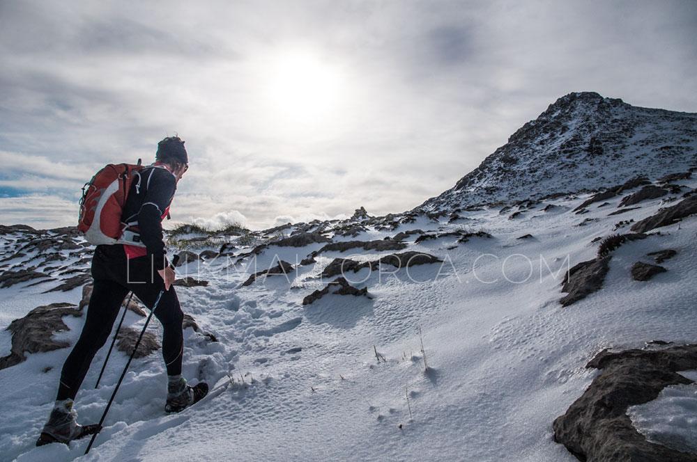 Esquiar en Mallorca - Serra de Tramuntana